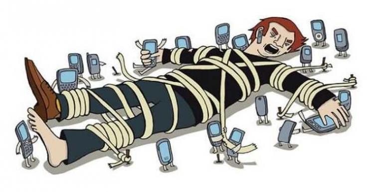 """""""Smartphone"""", Bencana atau Berkah?"""