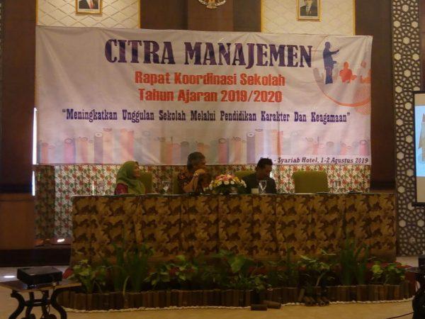 Citra Manajemen Gelar Rakor di Syariah Hotel Solo