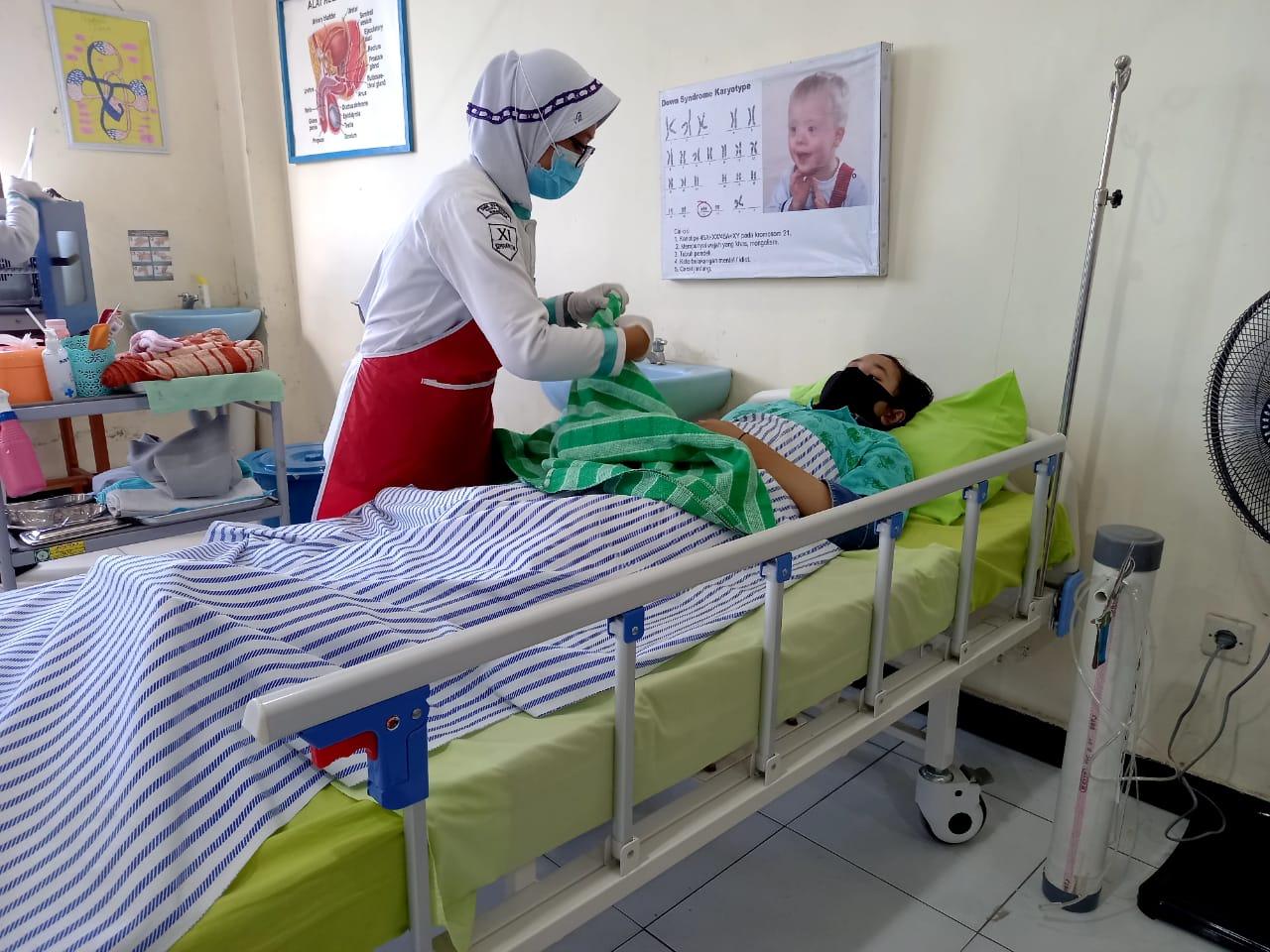 183 Siswa SMK Kesehatan Citra Medika Sukoharjo Dinyatakan Kompeten